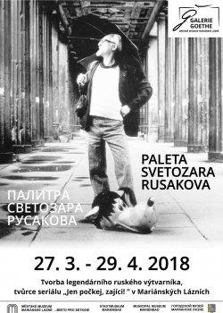 Paleta Svetozara Rusakova