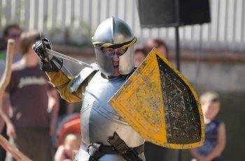 II. Středověké slavnosti Lužeckého Rytíře