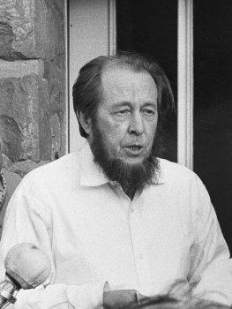 Alexandr Isajevič Solženicyn - 100 let