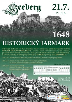Historický jarmark 1648
