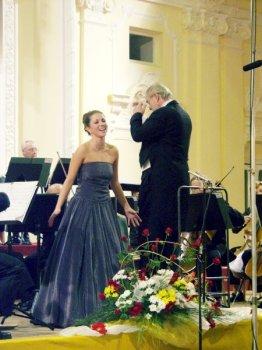 ANTONÍN DVOŘÁK'S INTERNATIONAL SINGING COMPETITION