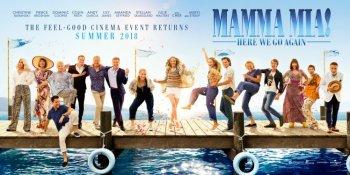 NEJEN PRO SENIORY Mamma Mia! Here We Go Again