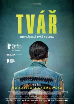 FILMOVÝ KLUB Tvář Polsko, drama, 91 min. Vstupné: 80 (pro členy FK) /120 Kč