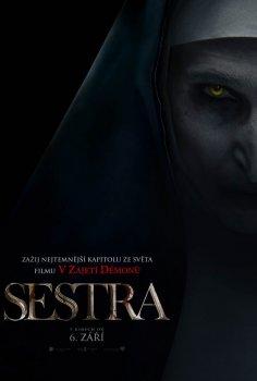 Sestra USA, horor, 96 min, titulky. Přístupný od 15 let. Vstupné: 110 Kč