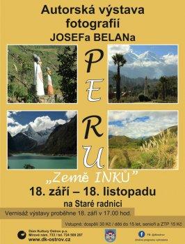 PERU- ZEMĚ INKŮ