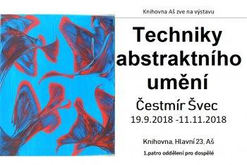 Techniky abstraktního umění