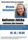 Autismus zblízka – Michal Roškaňuk