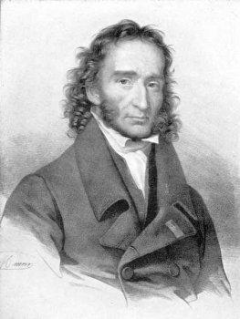 Niccolo Paganini v zákulisí