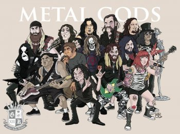 Metal party