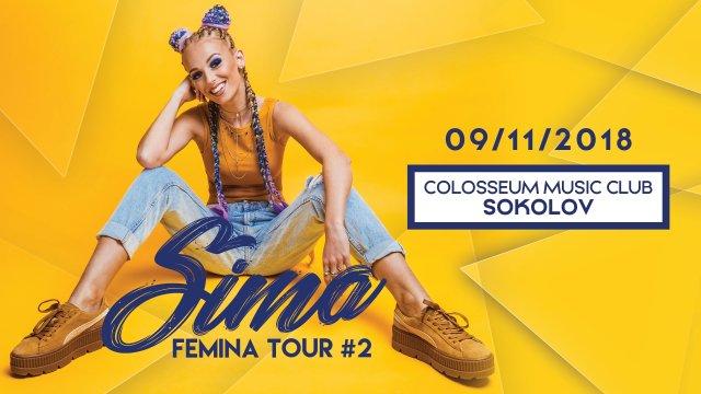 Sima Femina Tour #2