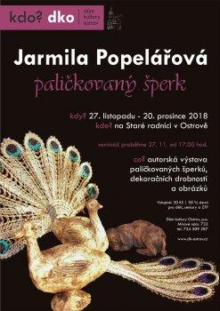 JARMILA POPELÁŘOVÁ - PALIČKOVANÝ ŠPERK