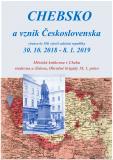 CHEBSKO a vznik Československa