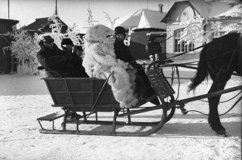 Zimní radovánky – zima v Krušnohoří na přelomu 19. a 20. století