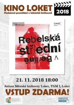Kino Loket: Rebelská střední v Berlíně
