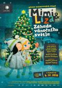 MIMI A LÍZA- Záhada vánočního světla