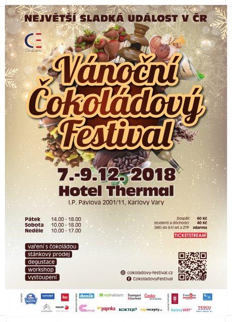 Karlovy Vary ČokoFest 2018 - ZAHÁJENÍ
