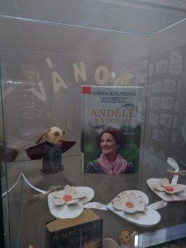 Výstava Andělské Vánoce