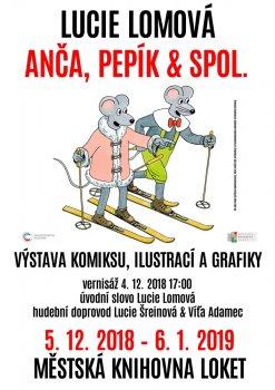 Lucie Lomová – Anča, Pepík & spol.