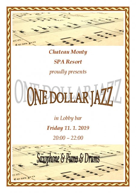 One Dollar Jazz