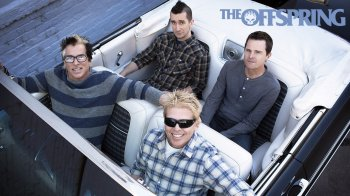 The Offspring (USA) + hosté