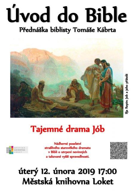Úvod do Bible: Tajemné drama Jób