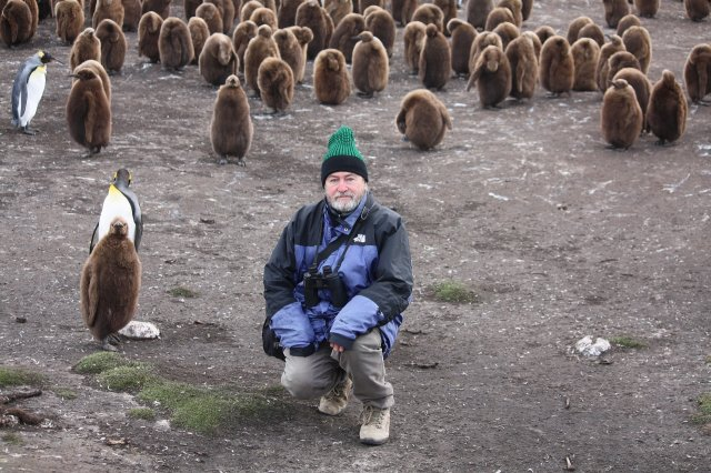 Falklandy - země paradoxů