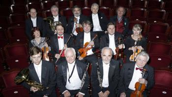 Galakoncert operetních melodií...