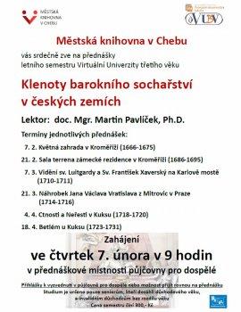 Virtuální Univerzita třetího věku - Klenoty barokního sochařství v českých zemích