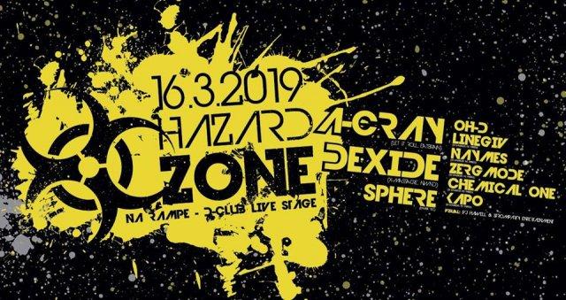 Hazard Zone vol.14