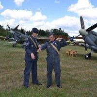 Českoslovenští letci Karlovarského kraje v RAF