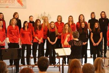 Koncert Karlovarského dívčího sboru