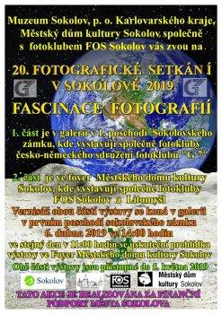 20. fotografické setkání fotoklubu FOS se spřátelenými fotokluby.