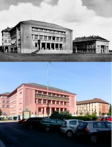 Proměny Karlovarského kraje za posledních 100 let