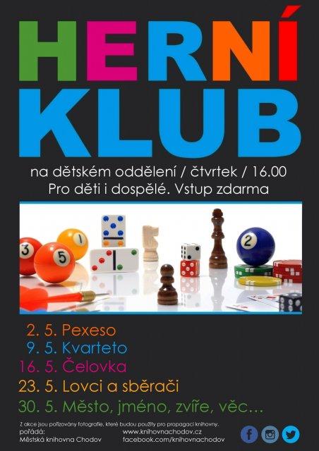 Herní klub - Čelovka