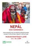 "Výstava ""Sven Hammerbeck - Nepál"""