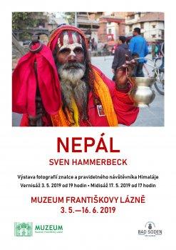 """Ausstellung """"Sven Hammerbeck - Nepal"""""""
