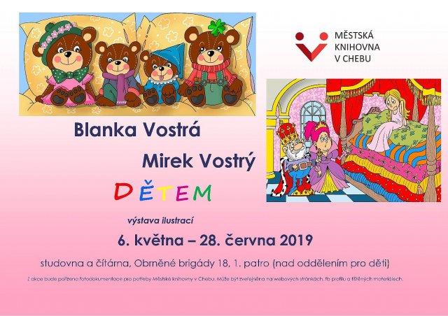 Blanka a Mirek Vostrých - Dětem