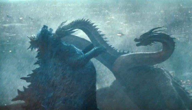 Godzilla II Král monster 3D