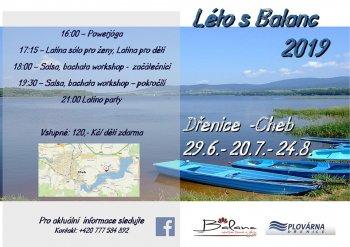 Léto s Balanc 2019