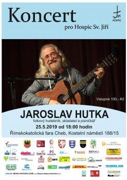 Benefiční koncert Jaroslava Hutky