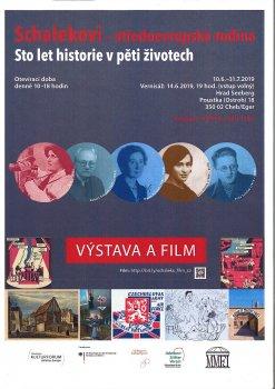 """HRAD SEEBERG: Výstava """"Schalekovi – středoevropská rodina"""""""