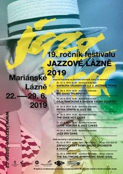 Jazzové lázně 2019