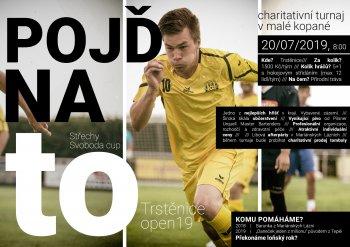 Trstěnice Open 2019 - Střechy Svoboda CUP