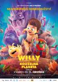 Willy a kouzelná planeta - PREMIÉRA