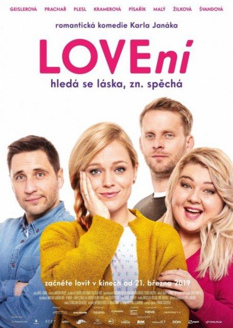 Letní kino: LOVEní