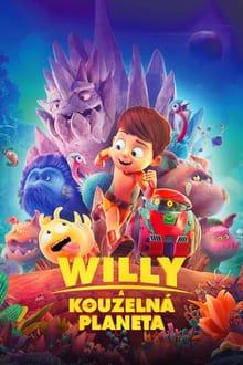 Willy a kouzelná planeta  3D