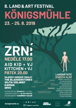 Land Art festival Königsmühle