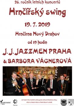 26. ročník letních koncertů v hrnčírně v Novém Drahově