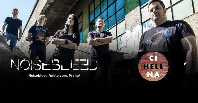 Noisebleed/Praha