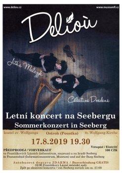 KOSTEL SV. WOLFGANGA: Letní koncert na Seebergu